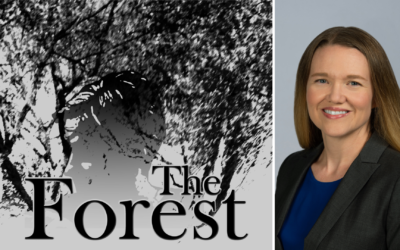 Please join us on Monday, May 24th at 6 PM PST for a special presentation of Lia Romeo's The Forest (virtual reading + conversation)